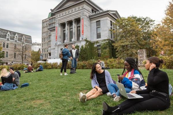 McGill building