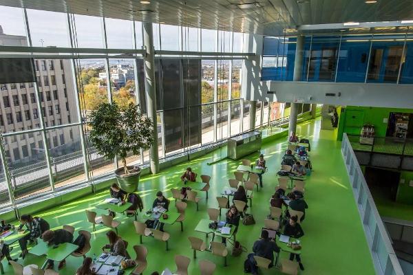Polytechnique building